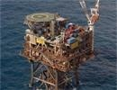 Oil Platforms in Italy